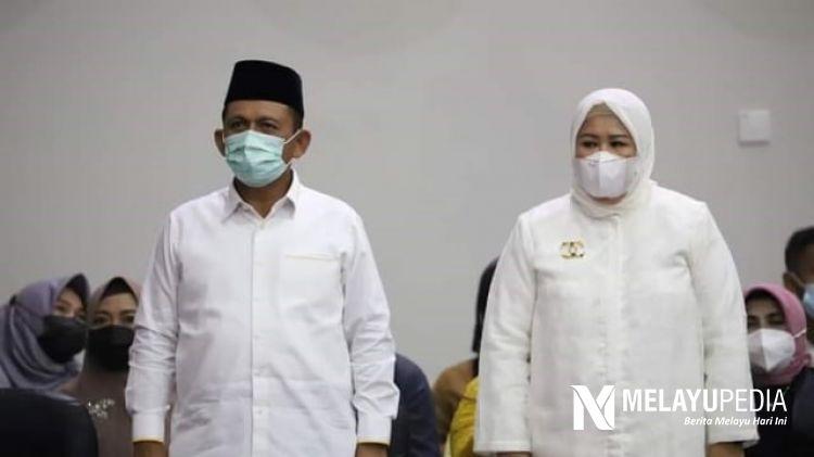 Jurus Wagub Marlin Tak Hadir di Pelantikan Sekda Provinsi Kepri