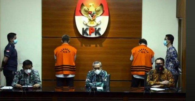 Bupati Apri Sujadi Jadi Tersangka Korupsi Cukai Bintan