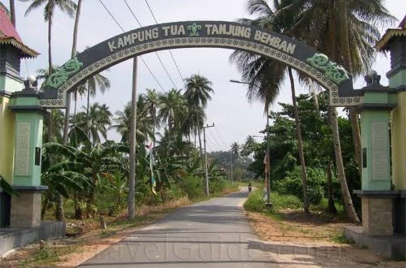 Tanjung Bemban dan Cerita Anak Durhaka yang Jadi Batu