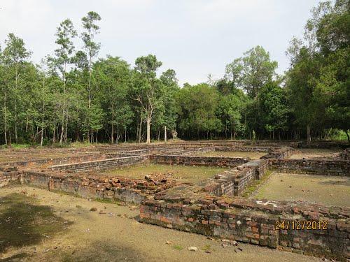Situs Gedung Bilik 44, Impian Sultan yang Pupus Karena Penjajah