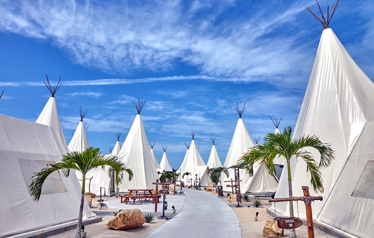 The Anmon Resort Bintan, Resort Para Sultan Kelas Dunia