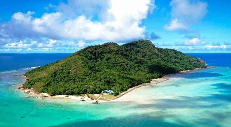 Sekatung, Pulau Laut di Perbatasan 3 Negara
