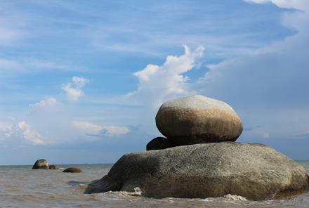 Legenda Pulau di Karimun, Saksi Bisu Hubungan Gelap Permaisuri dan Panglima