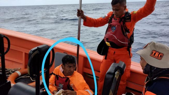 Tenggelam di Lautan, ABK di Anambas Survive di Pulau Kosong Selama Seminggu