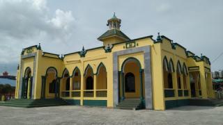 Masjid Al-Mubarak, Saksi Bisu Syiar islam di Karimun Kepri