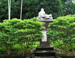 Cerita Mistis di Pulau Galang, Sakit Usai Swafoto di Patung Kemanusiaan